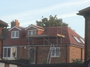 2 Dormer windows