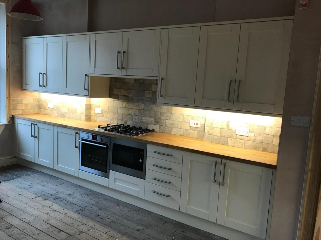 Church Road lovely new kitchen
