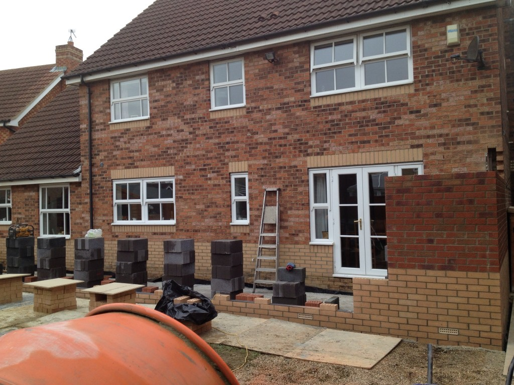 Roundstone close started